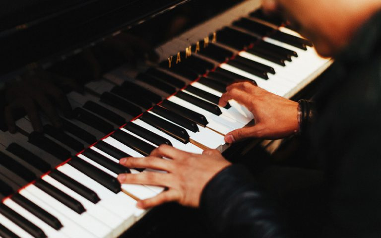 Teaching Yourself To Play The Piano
